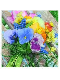 <b>Paper</b> + <b>Design</b> GmbH tabletop <b>Салфетки бумажные Красочный</b> ...