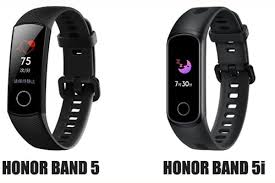 <b>Honor Band 5i</b> VS <b>Honor Band 5</b>: What 's the difference with Honor ...