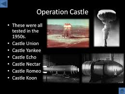 「1956 Operation Castle」の画像検索結果