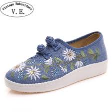<b>Women</b> Canvas <b>Flat Shoes</b> Rhinestone <b>Women Shoes</b> Mother ...