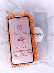 """<b>Защитное стекло</b> """"<b>5D Full</b> Cover for iPhone X/Xs"""" Armor Mobile ..."""