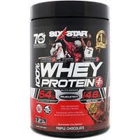 Muscletech, <b>Six Star Pro Nutrition</b>, Muscle Building Milk Shake, Rich ...