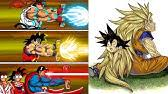 Sculpting Goku <b>Super</b> Saiyajin | <b>Dragon Ball Z</b> - EP.1 - YouTube