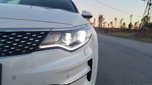<b>LED передняя оптика</b> — KIA Optima, 1.7 л., 2017 года на DRIVE2