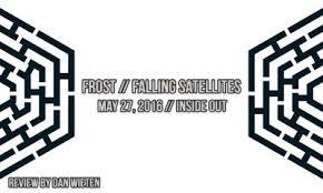 <b>Frost</b>* - <b>Falling Satellites</b> - Heavy Blog Is Heavy