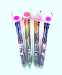 <b>Автоматическая шариковая ручка</b> на 6 цветов Фламинго - Все ...