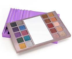 <b>Urban Decay Heavy Metals</b> Metallic Eyeshadow Palette Review ...