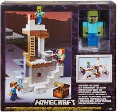 <b>Minecraft Игровой набор</b> Зимняя пещера — купить в интернет ...