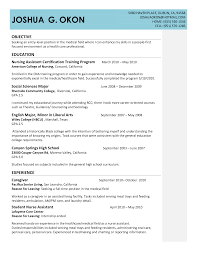 Cna Cna Resume Templates Resume Volumetrics Co Assistant Nurse Manager  Resume Objective Certified Nursing Assistant Resume Sample No Experience  Nursing     cover letter esl teacher  merchandiser cover letter sample