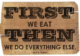 24 Best Quotes Ever About Food via Relatably.com