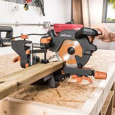 Evolution Power Tools (<b>UK</b>) Circular saws, Mitre saws, Chop saws