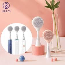 <b>SOOCAS</b> Facial Cleansing Brush Head <b>Original SOOCAS</b> X1 V1 V2 ...