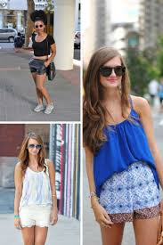 How To Wear: <b>Women's Shorts</b> For Spring-<b>Summer 2019</b> ...