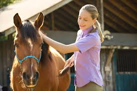 Image result for tween girl horse