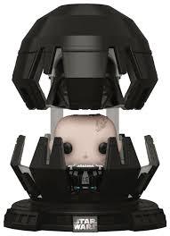 <b>Фигурка Funko POP</b>! StarWars: Darth Vader in Meditation Chamber ...