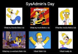 Happy System Administrator Appreciation Day! via Relatably.com