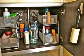 randomly ron bathroom cabinet organization organizers