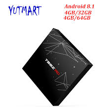 Newest Android 8.1 <b>Smart TV BOX T95Z</b> Pro Amlogic S905X2 4GB ...