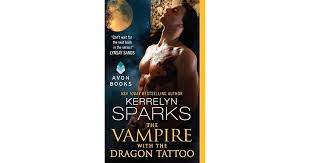 The <b>Vampire With</b> the Dragon Tattoo by Kerrelyn Sparks