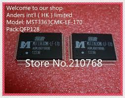 <b>100</b>% <b>New Original</b> MST3363CMK LF 170 MST3363CMK LF ...