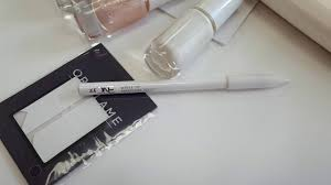 Лайфхак! Зачем белый <b>карандаш</b> для <b>ногтей</b>, как пользоваться ...