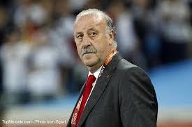 Ballon dOR: Vicente Del Bosque élu meilleur entraîneur de lannée