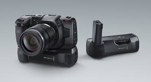 <b>Blackmagic</b> Design анонсирует новинку Pocket Camera <b>Battery</b> Grip