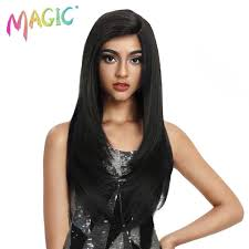 "<b>MAGIC Hair</b> Synthetic <b>Wigs</b> Soft <b>Ombre</b> bob <b>wig</b> 8 24""Inch Synthetic ..."