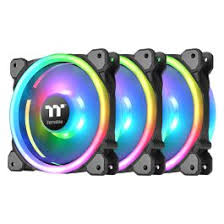 <b>Riing</b> Trio 12 RGB Radiator <b>Fan TT</b> Premium Edition (3-<b>Fan</b> Pack)