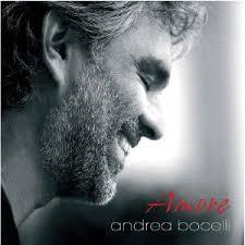 <b>Amore</b> (álbum de <b>Andrea Bocelli</b>) – Wikipédia, a enciclopédia livre