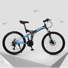 Bikes <b>Foldable</b> Bicycle <b>Mountain Bike</b> Adult Male Speed Off-Road ...
