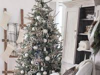 100+ Best Neutral <b>Christmas Decor</b> Ideas images | neutral <b>christmas</b> ...