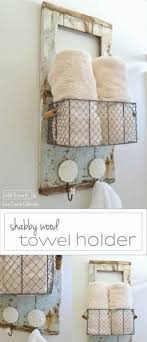 shabby chic sisters beautiful diy shabby chic wall organizer and towel holder