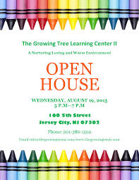 the growing tree learning center ii jcfamilies open house flyer 2015 docx k 1 page 001