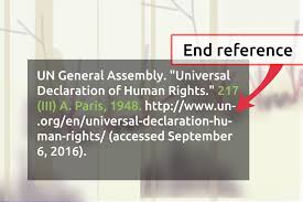 ways to cite the universal declaration of human rights wikihow