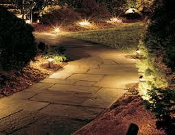 Image result for landscape lighting installation