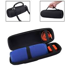 <b>New PU</b> Hard Box Travel Carrying Storage <b>Case For</b> JBL Charge 3 ...