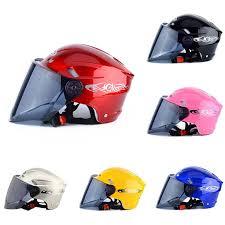 Hot Motorcycle Helmet Unisex Men Women Electric Battery Helmet ...
