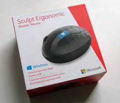 Обзор <b>Microsoft Sculpt Ergonomic Mouse</b>: <b>Мышь</b> удобная, как ...
