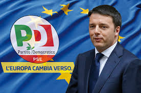 Risultati immagini per campagna elettorale europee Renzi
