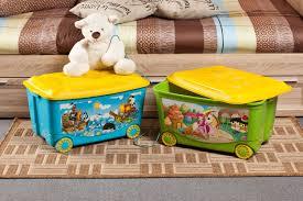 Купить <b>Ящик для игрушек</b> на колесах Пластишка с доставкой по ...