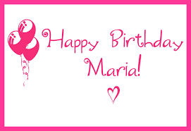 Quotes for the Soul — Happy Birthday to My Little Sister Maria! I ... via Relatably.com