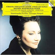 R. <b>Strauss</b>: <b>Vier letzte</b> Lieder / Wagner: Wesendonck-Lieder by ...