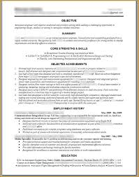 example resume drafter