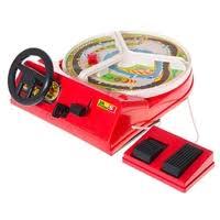 <b>Настольная игра</b> ОмЗЭТ <b>За рулем 5</b> с педалями ОМ-48001 ...