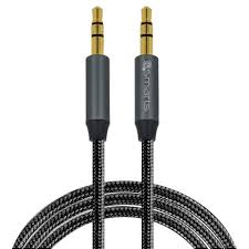 4smarts SoundCord <b>3.5mm</b> to <b>3.5mm</b> Premium <b>Aux Audio Cable</b> - <b>1m</b>