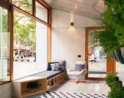 Australia    s first carbon positive prefab house produces more    Archiblox  sunroom  carbon positive house  carbon positive  prefab  prefab house