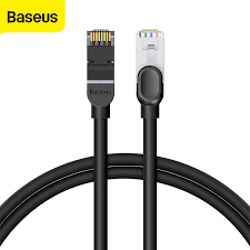 <b>Baseus High Speed</b> RJ45 Gigabit Ethernet Cable <b>Cat</b> 6 Patch Cord ...