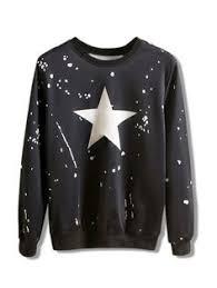 Color Block <b>Splicing Letter</b> Print Raglan Sleeve Sweatshirt 29.12 USD