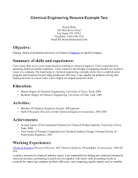 chemistry resumes template chemistry resumes